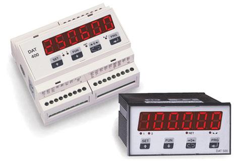 Electrónica DAT 400 / DAT 500