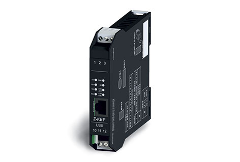 89144 - Z-KEY: Ethernet Konverter RS-232/RS-485