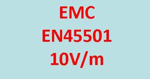 PROTECCIÓN CONTRA LAS INTERFERENCIAS ELECTROMAGNÉTICAS EMC AUMENTADA HASTA LOS 10V/M