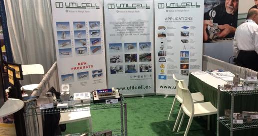 Utilcell presente en pack expo 2017 Las Vegas