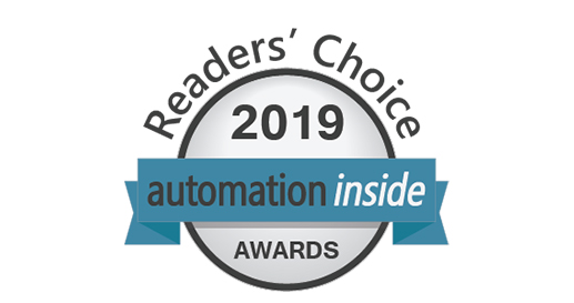 UTILCELL AWARDED BY THE AUTOMATION INSIDE INTERNATIONAL INDUSTRIAL PORTAL