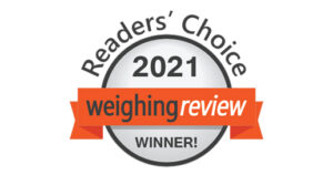 UTILCELL AWARDED BY READERS' CHOICE WEIGHING REVIEW AWARDS 2021